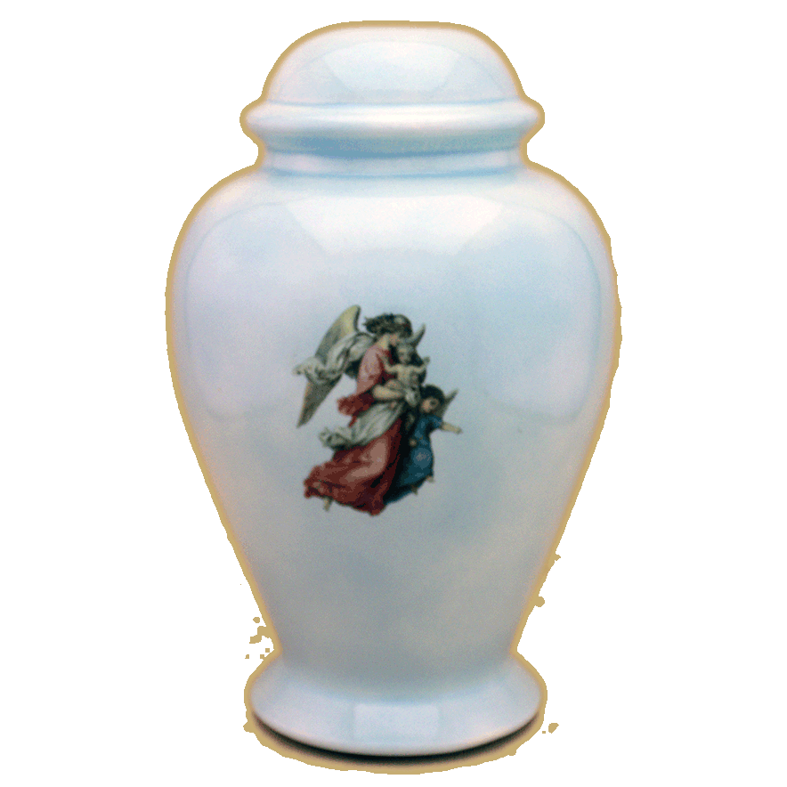 Guardian Angel Infant Urn – 089GA