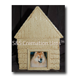 Dog House Urn – LDH