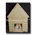 Dog House Urn – SDH