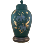 Vanessa - Full Size Urn - Kelly Green